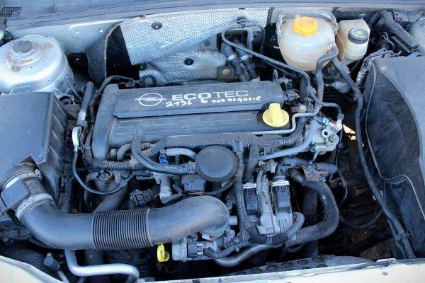 Maska pokrywa silnika Opel Vectra C Lift 2006 Kombi