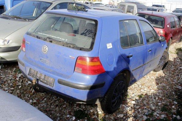 Maska pokrywa silnika VW Golf IV 1J 1998 W5Z