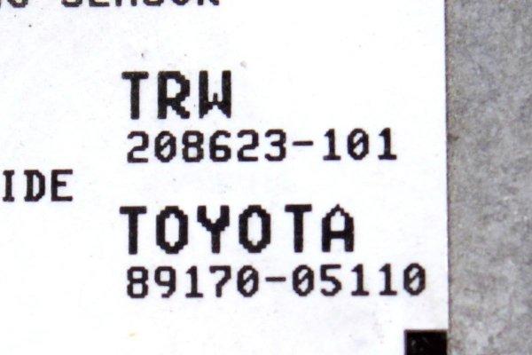 Sensor airbag - Toyota - Avensis - zdjęcie 4