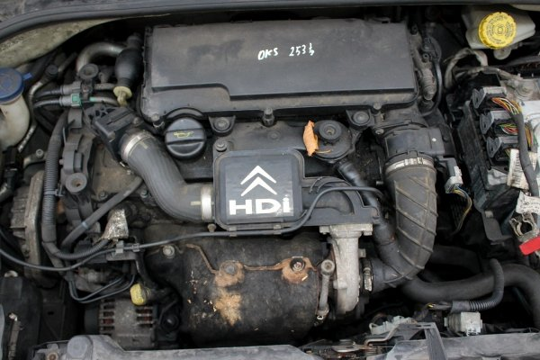 Silnik Citroen C2 2005 1.4HDI 8HZ