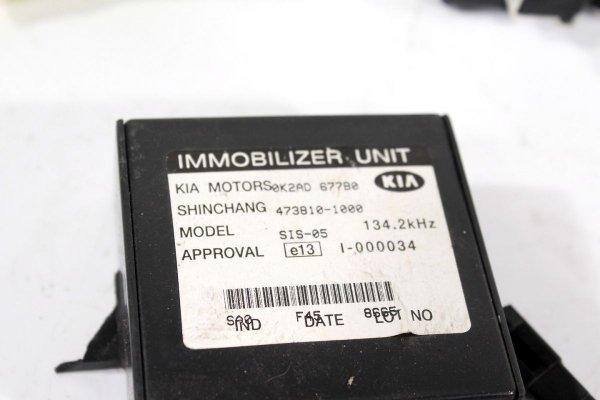 Komputer silnika stacyjka Kia Rio 2004 1.3i