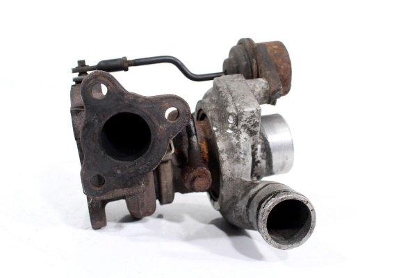 turbina - turbosprężarka - opel - zdjęcie 3