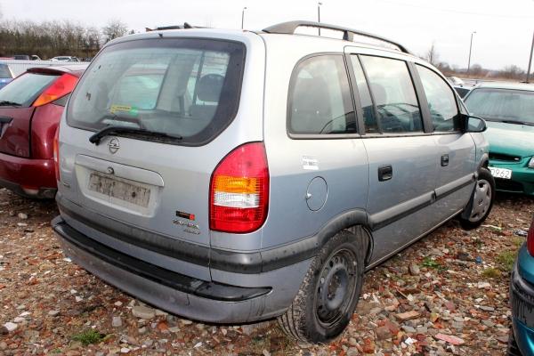 Silnik Opel Zafira A 2000 1.8 16V X18XE1