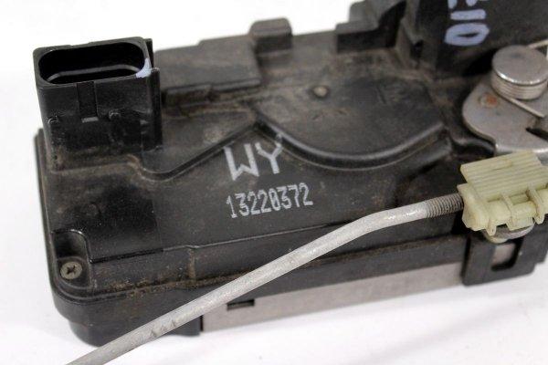 Zamek drzwi tył prawy Opel Zafira B 2007 Kombi (5 pinów)