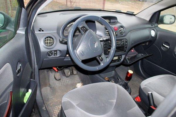 Citroen C2 2005 1.4HDI 8HZ Hatchback 3-drzwi