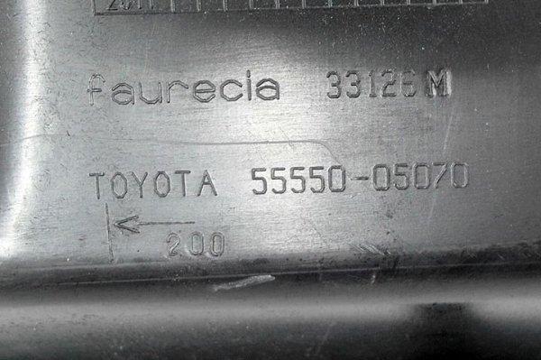 Schowek pasażera Toyota Avensis T25 2005
