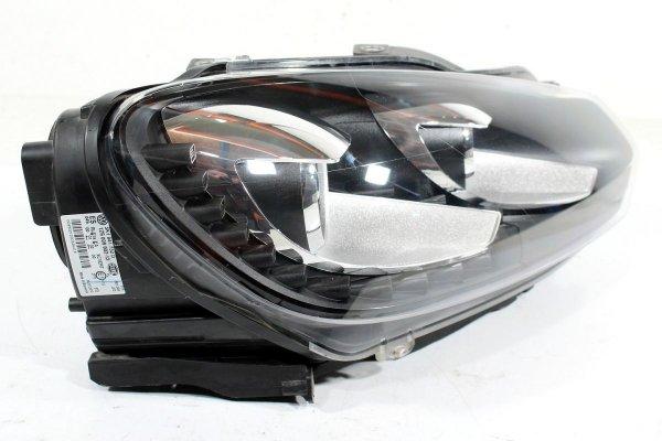 Reflektor prawy LED bixenon VW Golf VI 5K 2012