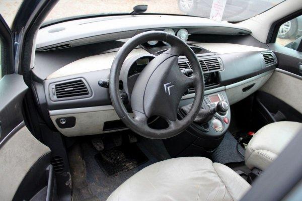 Klapa tył Citroen C8 2006 (kod lakieru: EZW)