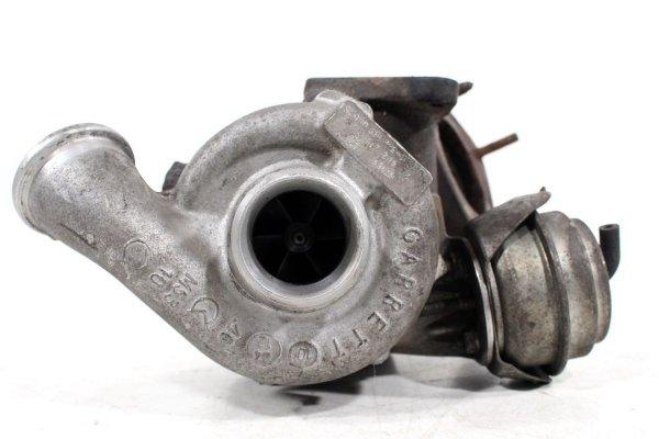 turbosprężarka - opel - vectra b - zdjęcie 3