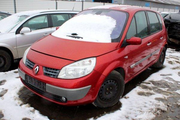 Drzwi przód prawe  Renault Scenic II 2004 (Kod lakieru: TEB76)