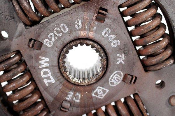sprzęgło - tarcza - docisk - opel - vivaro - zdjęcie 4