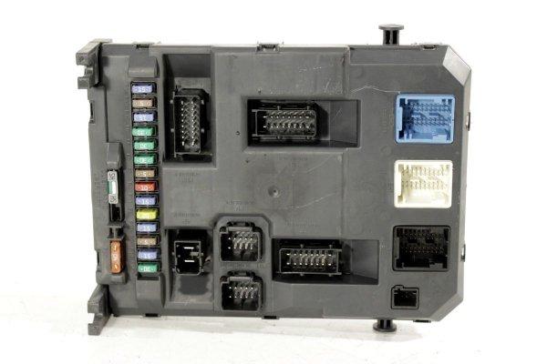 Komputer silnika stacyjka Citroen C3 Picasso 2010 1.6HDI