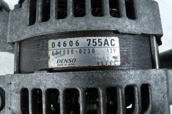 Alternator Chrysler Sebring 2005 2.7 24V