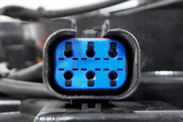 Wentylator wody klimatyzacji Ford Focus MK1 1998-2004 1.4i, 1.6i, 1.8i