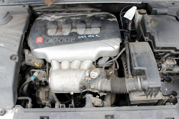 Skrzynia biegów 20DL31 Citroen C5 2001 2.0HPI