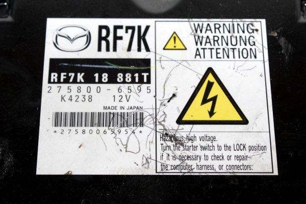 Komputer silnika stacyjka Mazda 6 2007 2.0D RF7J