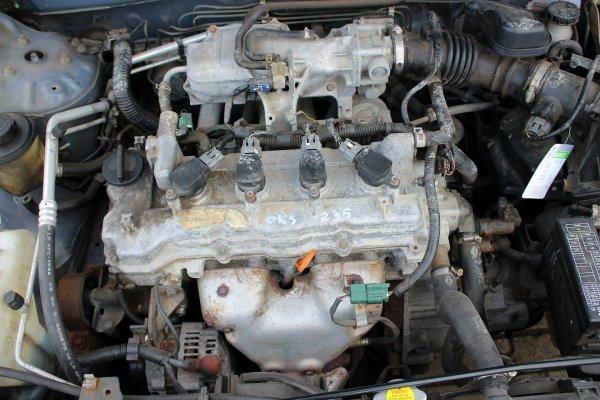 Maska Nissan Almera N16 2003 (Kod lakieru: BW6)