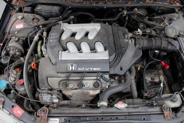 Szyba drzwi przód lewa Honda Accord VI 1998 Coupe
