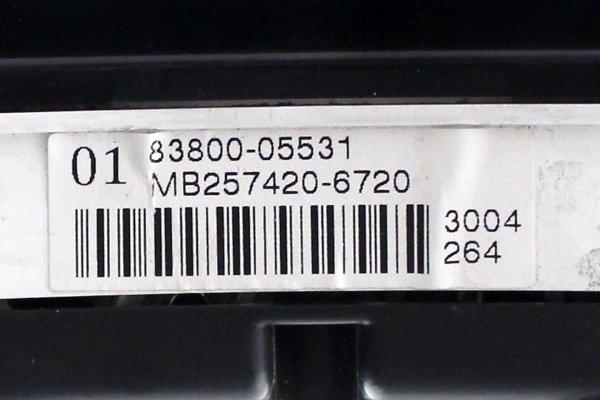 Licznik zegary - Toyota - Avensis - zdjęcie 8
