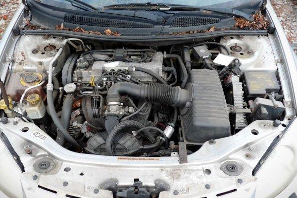 Dmuchawa wentylator nawiewu Chrysler Sebring 2002 2.0i Sedan