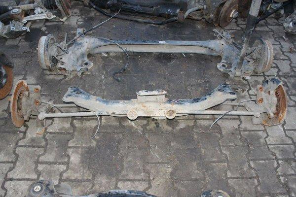Ława belka zawieszenia tył - Toyota - Corolla - zdjęcie 3