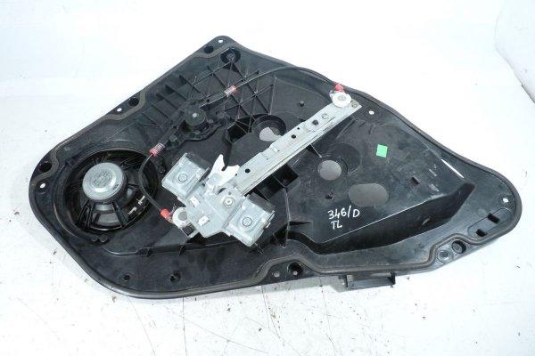 Podnośnik szyby tył lewy Ford Fiesta MK7 2009