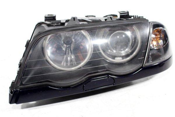 reflektor lewy - bmw - 3 - zdjęcie 2