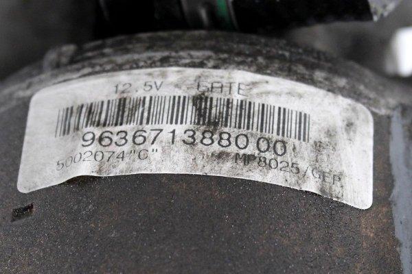 pompa zawieszenia - citroen - c5 - zdjęcie 8