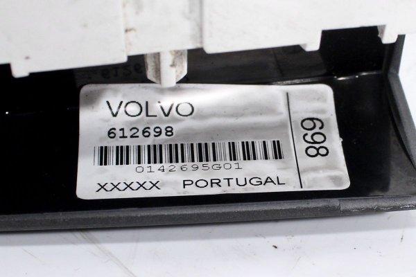 panel klimatyzacji - volvo - v40 - zdjęcie 7