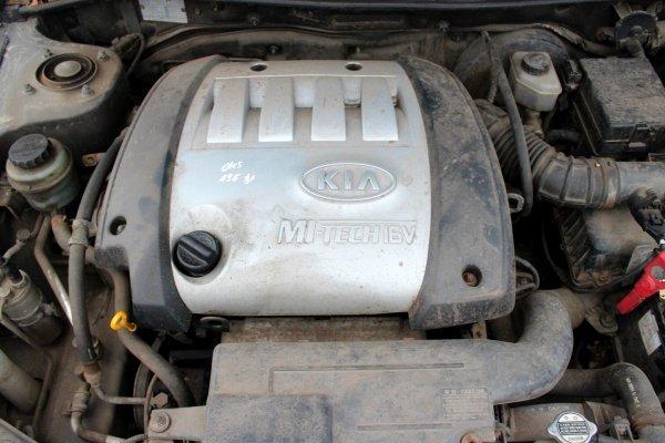 Silnik Kia Shuma II 2002 1.6i A6D