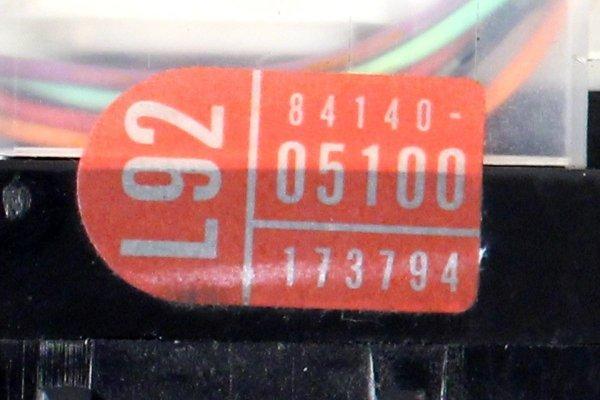 Przełącznik kierunkowskazów - Toyota - Avensis - zdjęcie 6