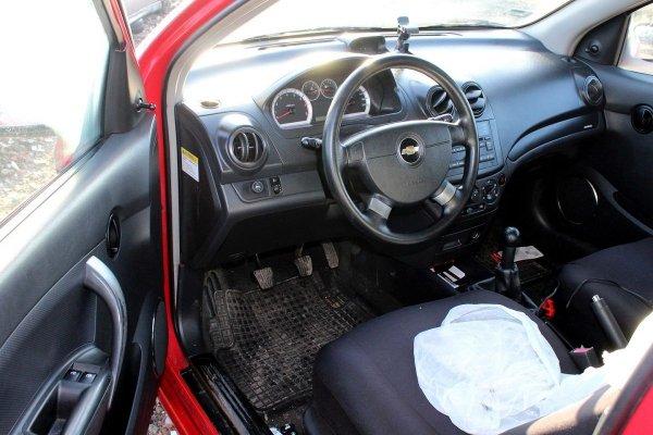 Drzwi przód lewe Chevrolet Aveo T250 2009 3D