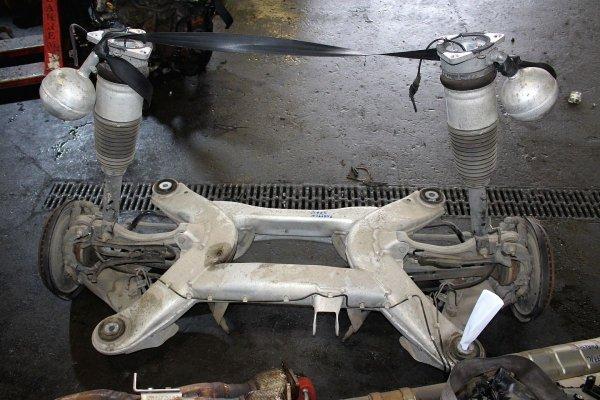 Półoś tył prawa VW Phaeton GP3 2011 4.2 V8 4Motion