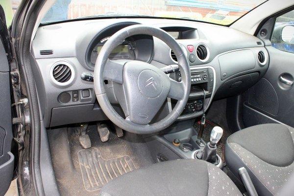 Citroen C2 2006 1.1i HFX Hatchback 3-drzwi