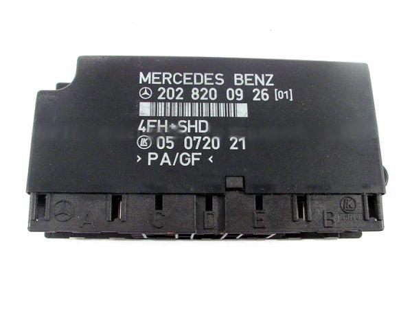 Moduł komfortu Mercedes 124 1984-1997 2028200926
