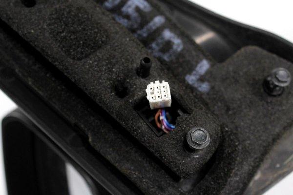 Lusterko lewe Mazda 2 DE 2009 5D (7 pinów, Lakier 38P)