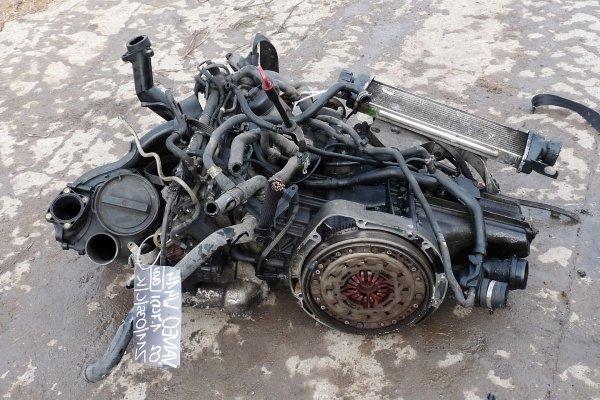 Wał korbowy Mercedes Vaneo W414 2002 1.7CDI 668.914