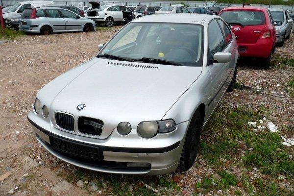 BMW 3 E46 2001 1.8i N42 Compact