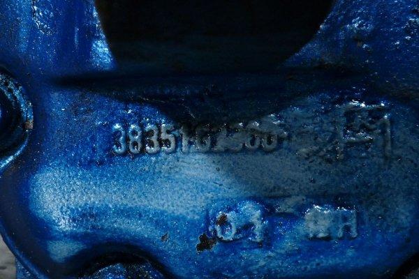 Most dyfer przód przedni Nissan Terrano II R20 1999 2.7TD