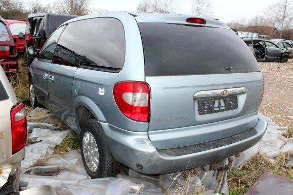 Klapa bagażnika tył Chrysler Voyager GY Town & Country 2004