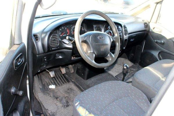 Silnik Hyundai H1 1999 2.5TD