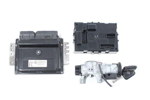 Komputer silnika stacyjka immo - Nissan - Micra - zdjęcie 1
