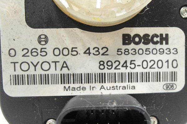 Czujnik skrętu Toyota Avensis T25 2003-2008