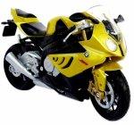 MOTOR BMW S 1000 RR MOTOCYKL Welly 1:18 ŚCIGACZ