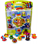 Super ZINGS 3 Blister 10 Figurek ZŁOTA Figurka SUPERZINGS