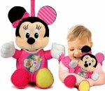 Świecący Pluszak MYSZKA MINNIE Disney Baby Clementoni