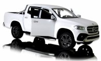 MERCEDES-BENZ X-CLASS Auto METALOWY MODEL Welly 1:24