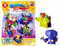 Super ZINGS seria 4 2 Figurki SUPERZINGS 2Pack