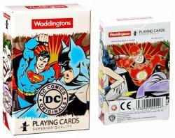 Talia Kart SUPERHEROES Karty Do Gry Waddingtons