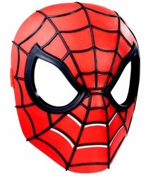 SPIDERMAN MASKA Regulowana Marvel SUPER HERO